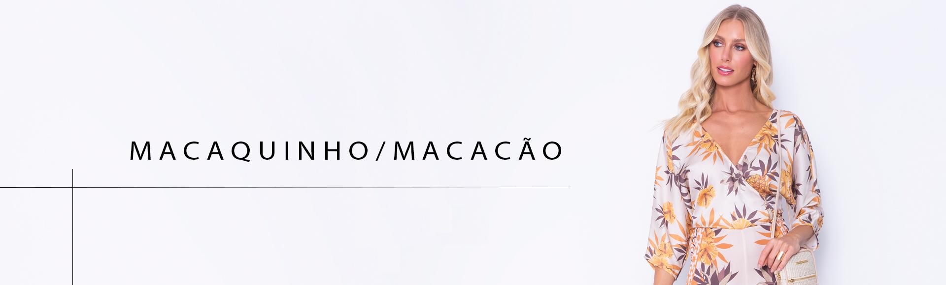 Banner Macacão